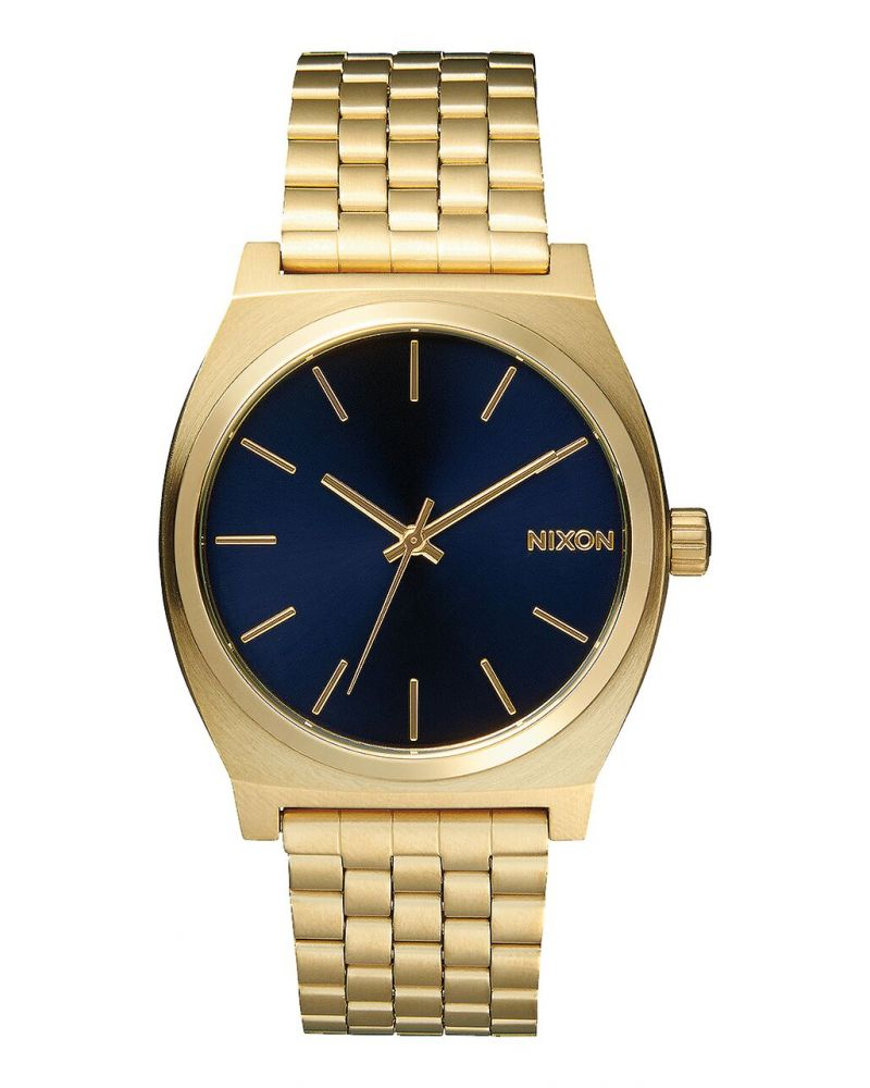 Time Teller All Light Gold / Cobalt