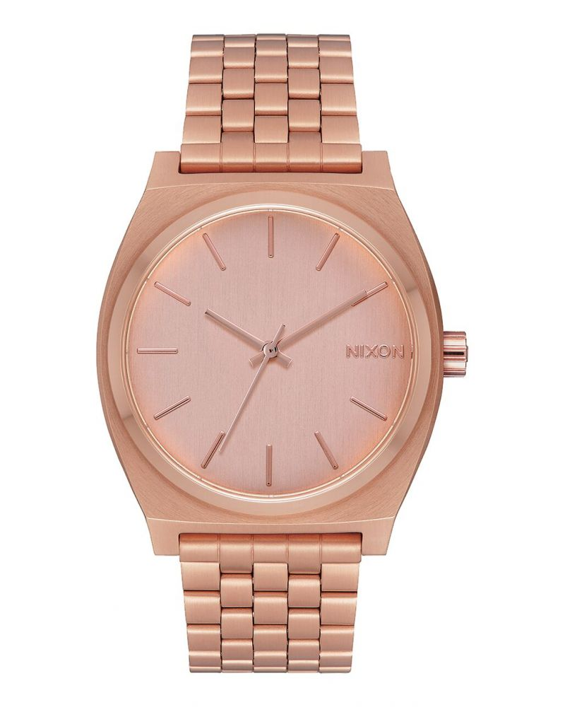 Time Teller All Rose Gold