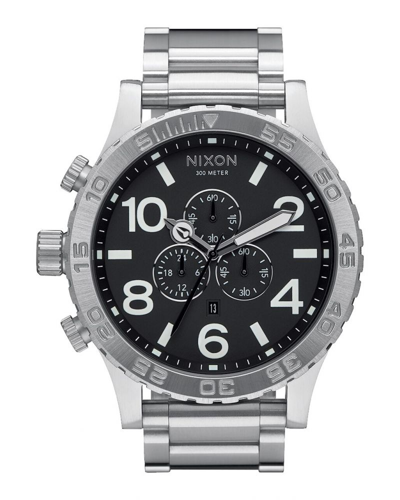 51-30 CHRONO Black