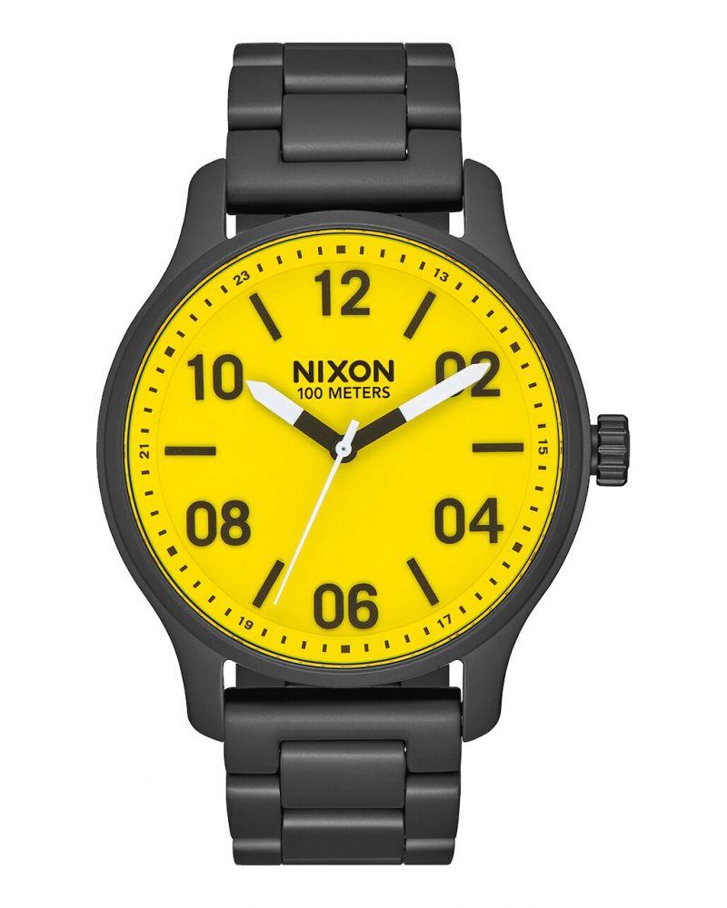 PATROL All Black/Yellow