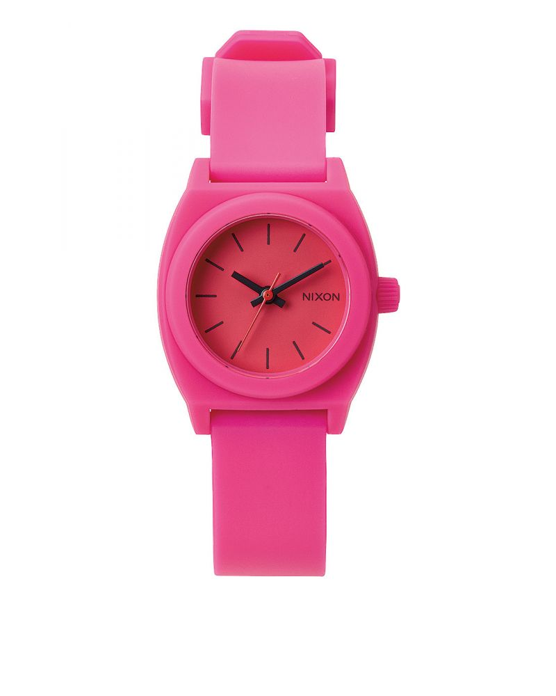 SMALL TIME TELLER P - Hot Pink