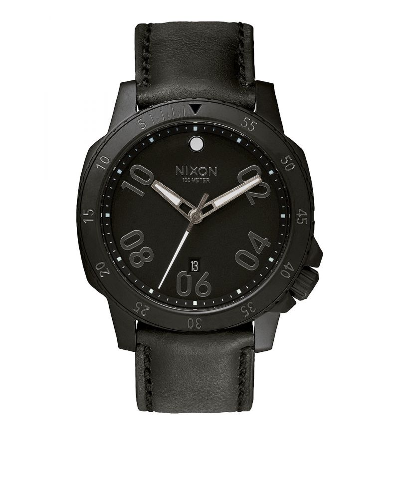RANGER LEATHER - All Black
