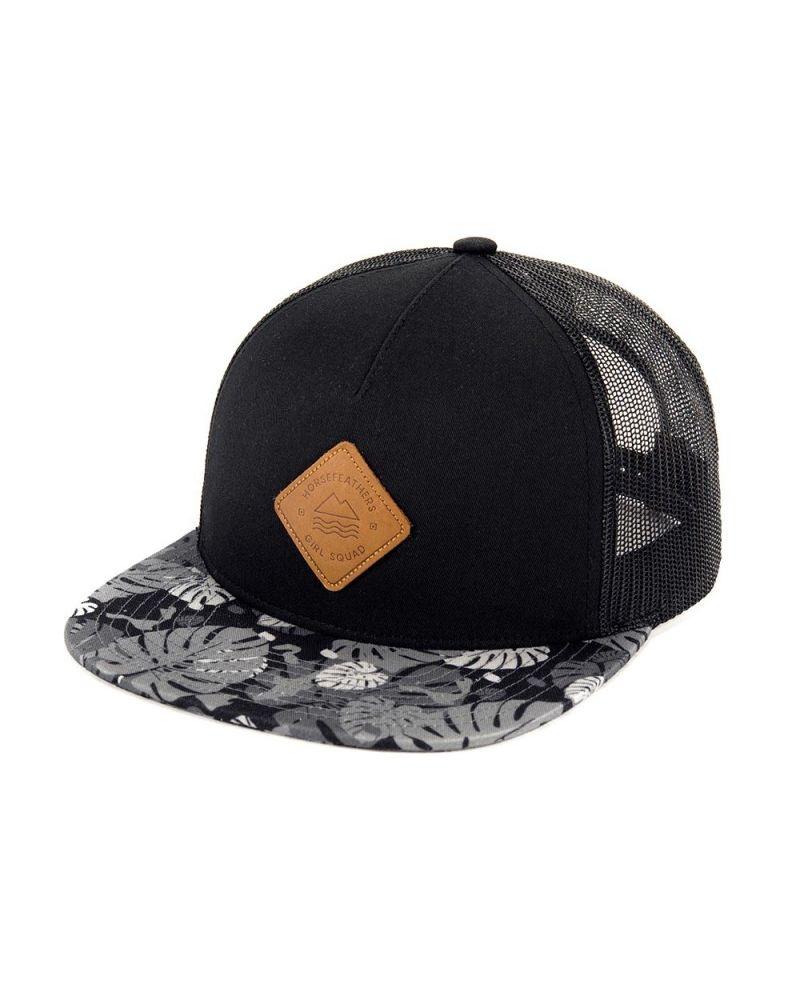 Nikki cap Black