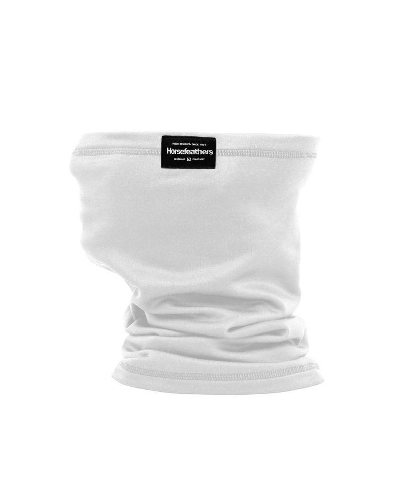 NECK WARMER - white