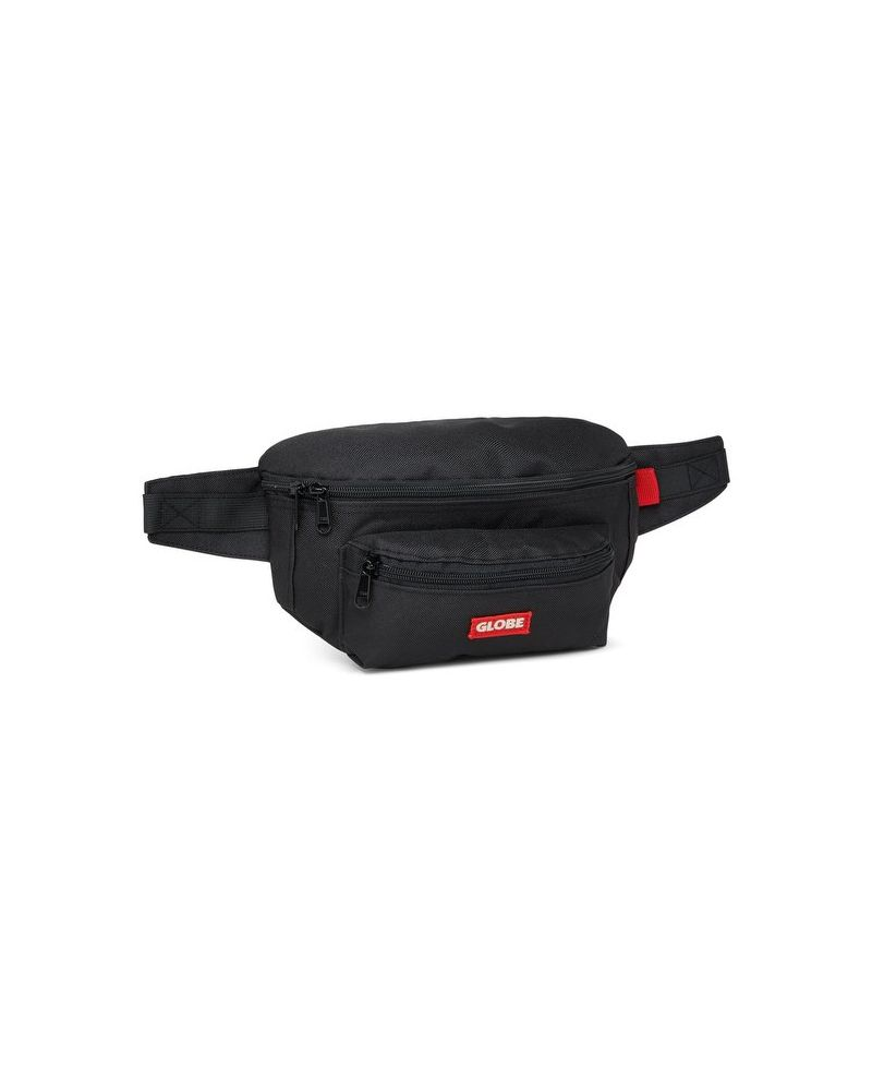 BAR WAIST PACK BLACK