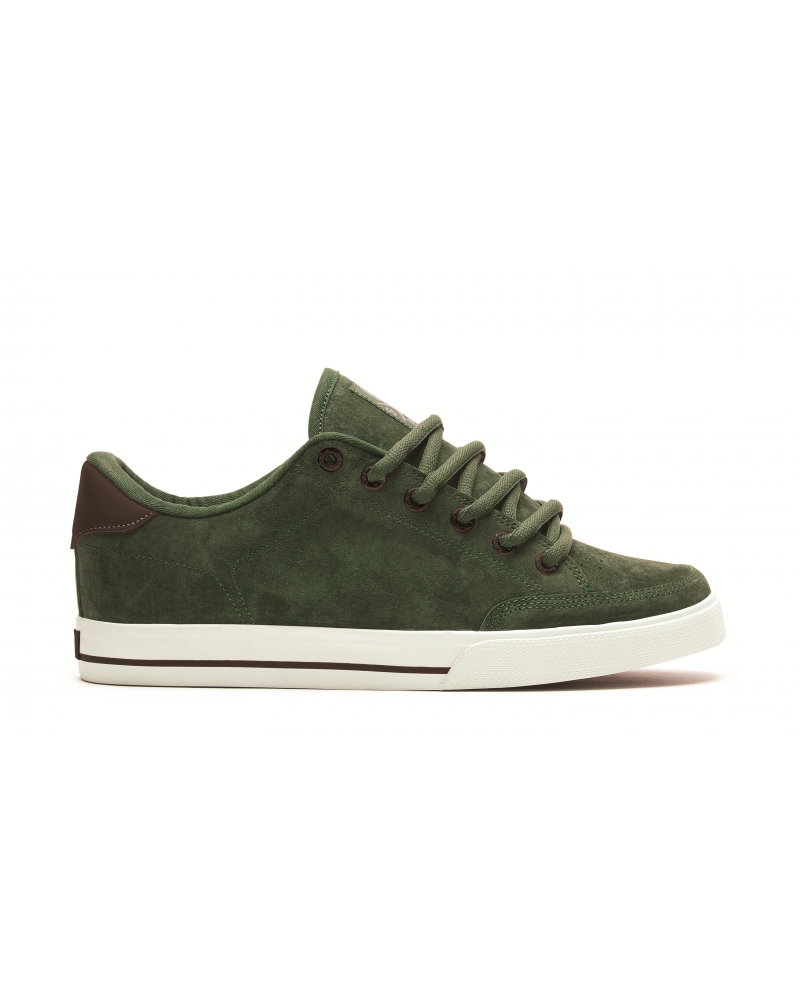 LOPEZ 50 Dark Green/White