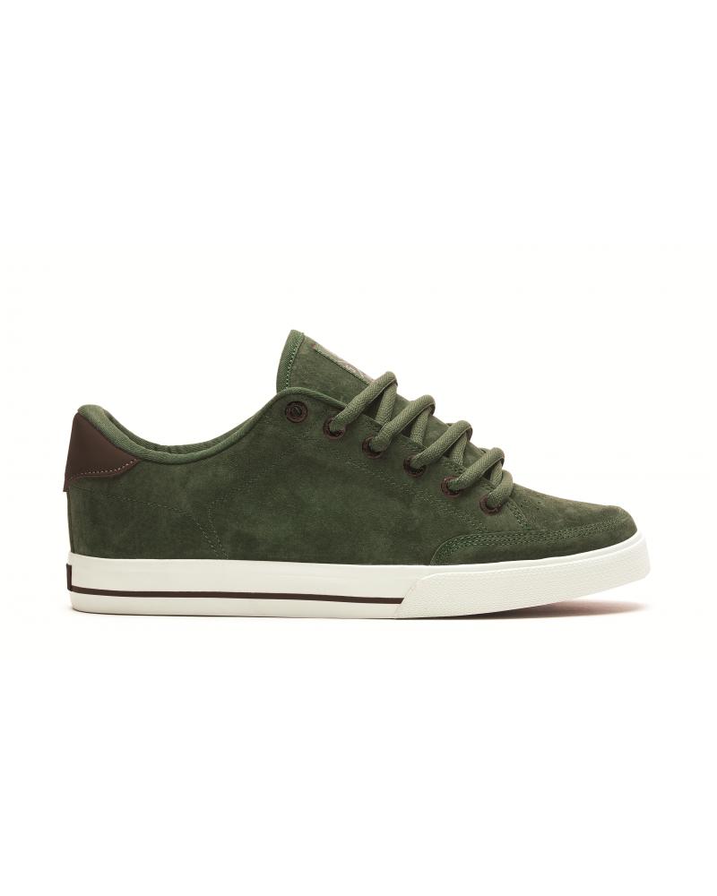 LOPEZ 50 Dark Green/White