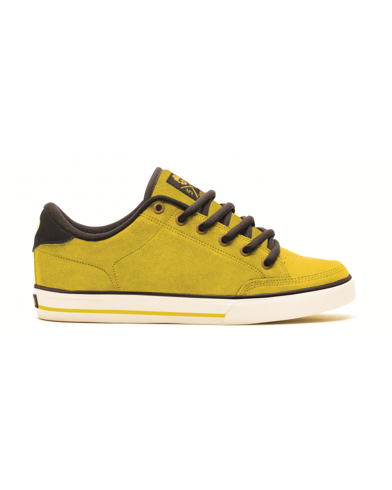 LOPEZ 50 Harvest Gold/Lemon Chrome