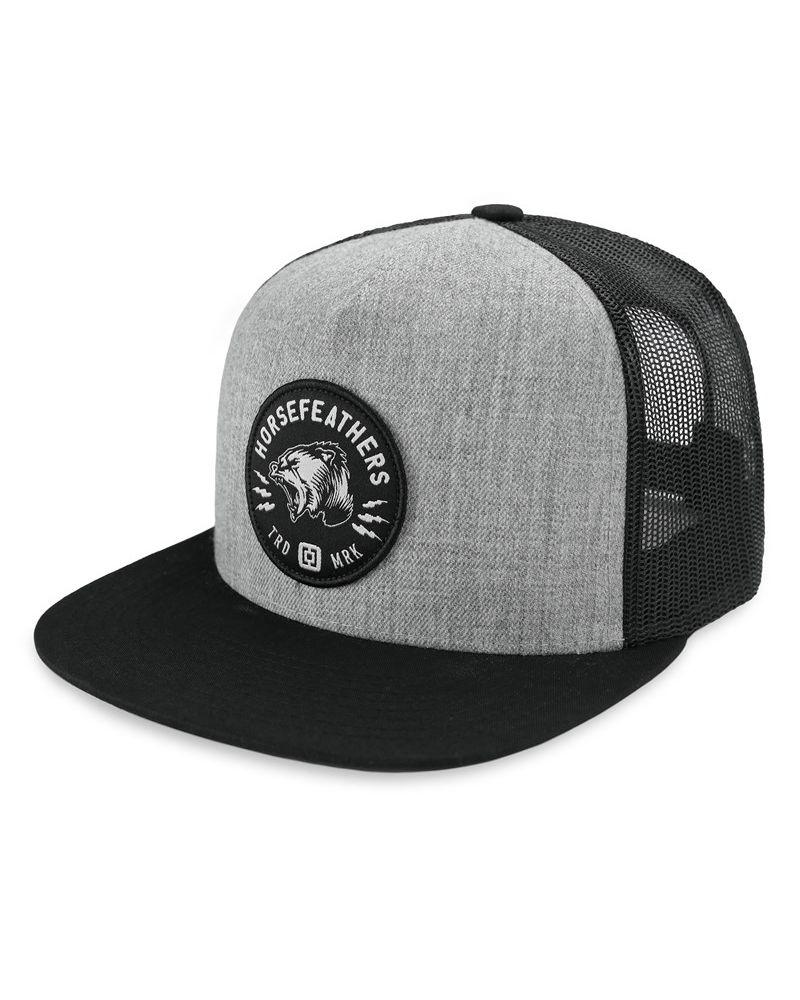 HARPER CAP heather gray