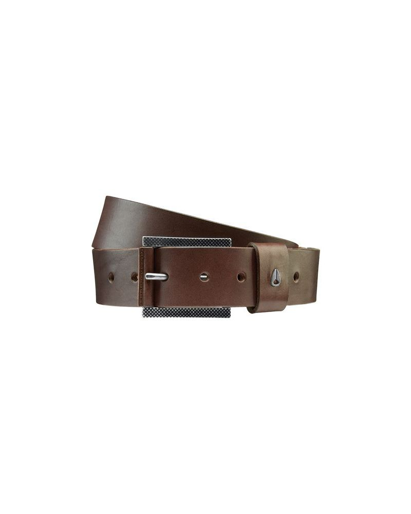 NIXON Americana Belt II - Dark Brown
