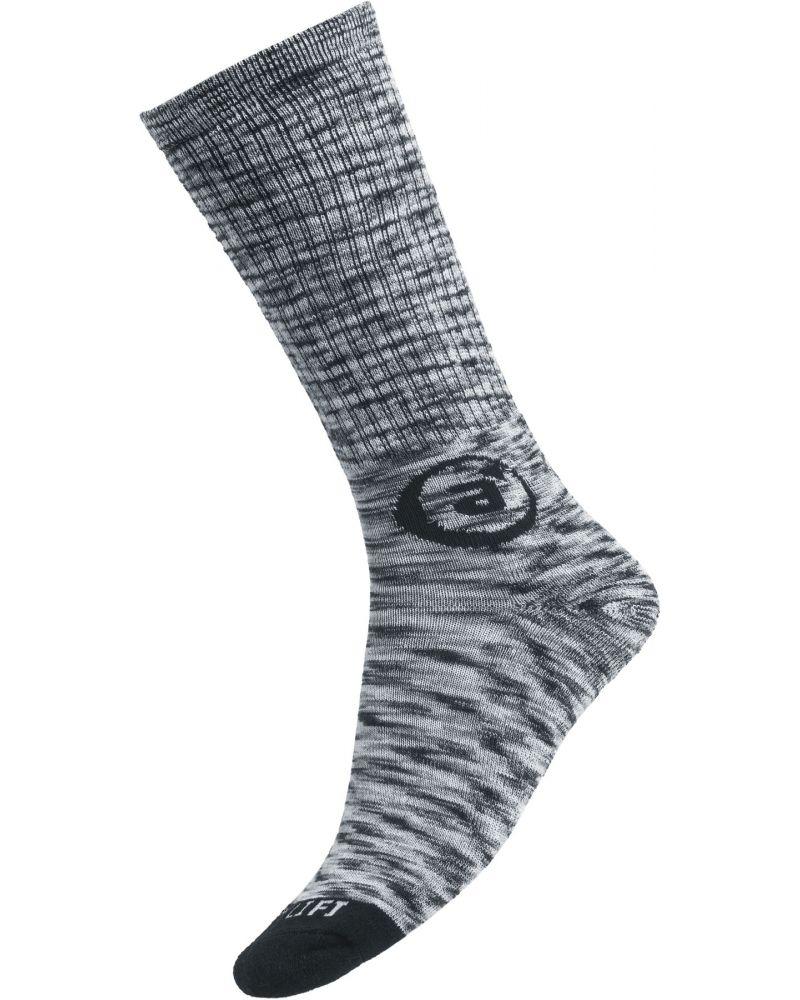 Broken Stone Sock - Camo