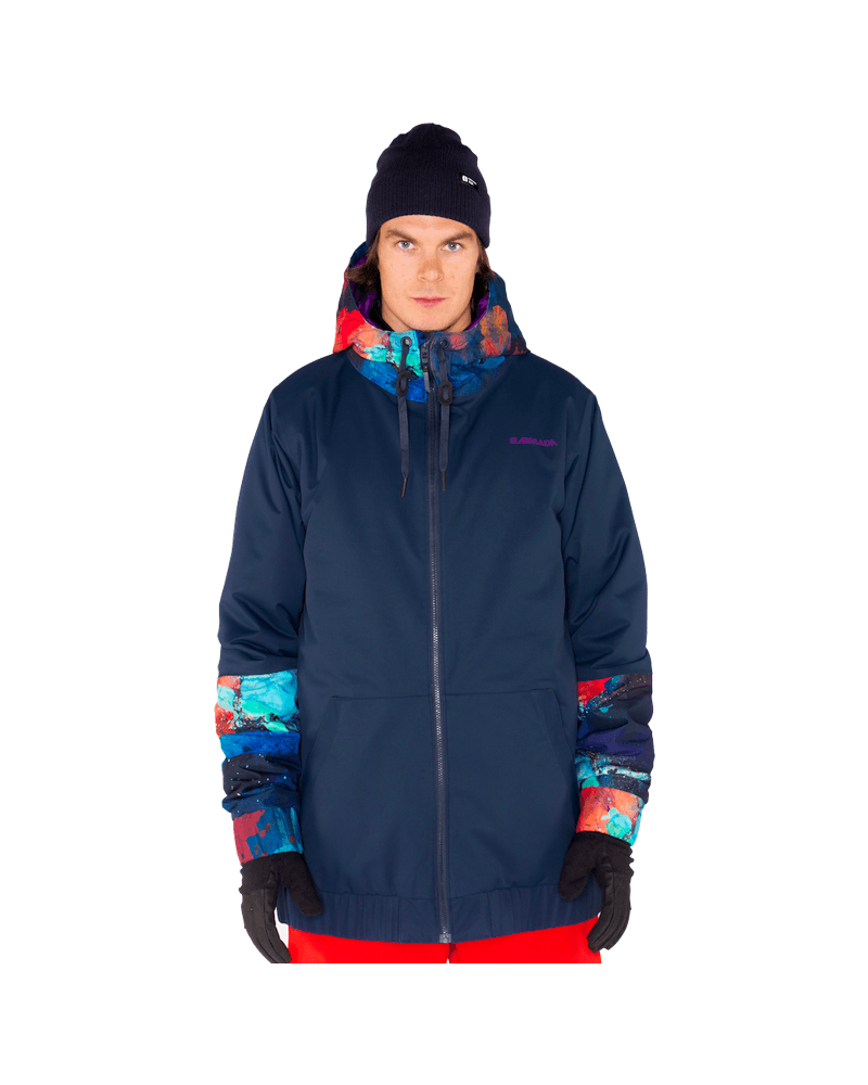 Baxter Insulated Jacket NAVY