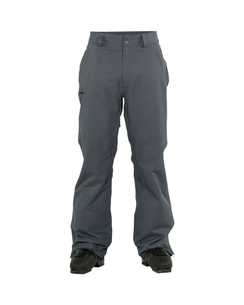 GATEWAY PANT - Warm grey