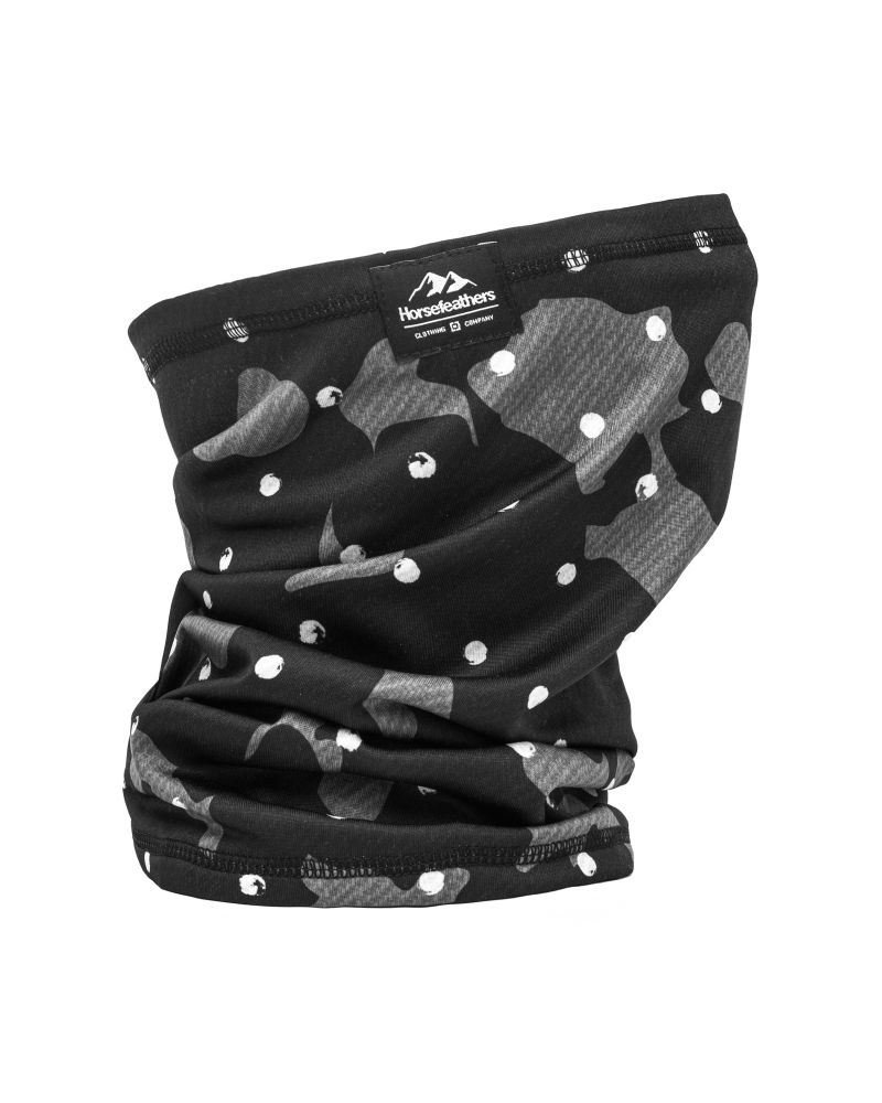 NECKWARMER PRINTED dotted camo