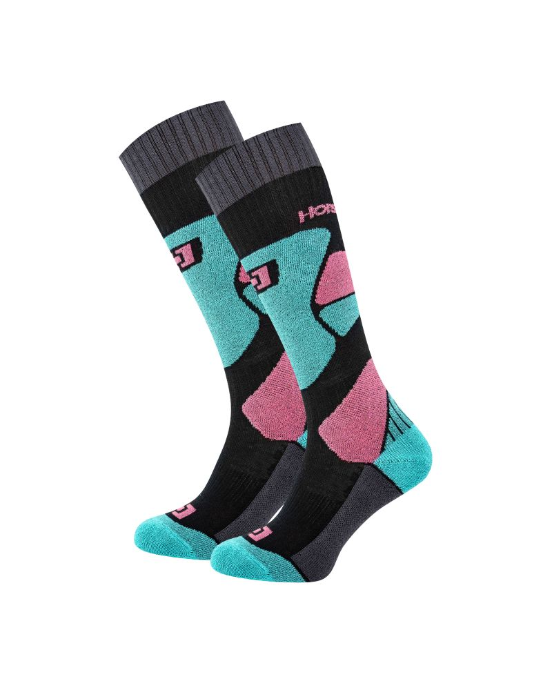 MAURA Thermolite SOCKS bluebird