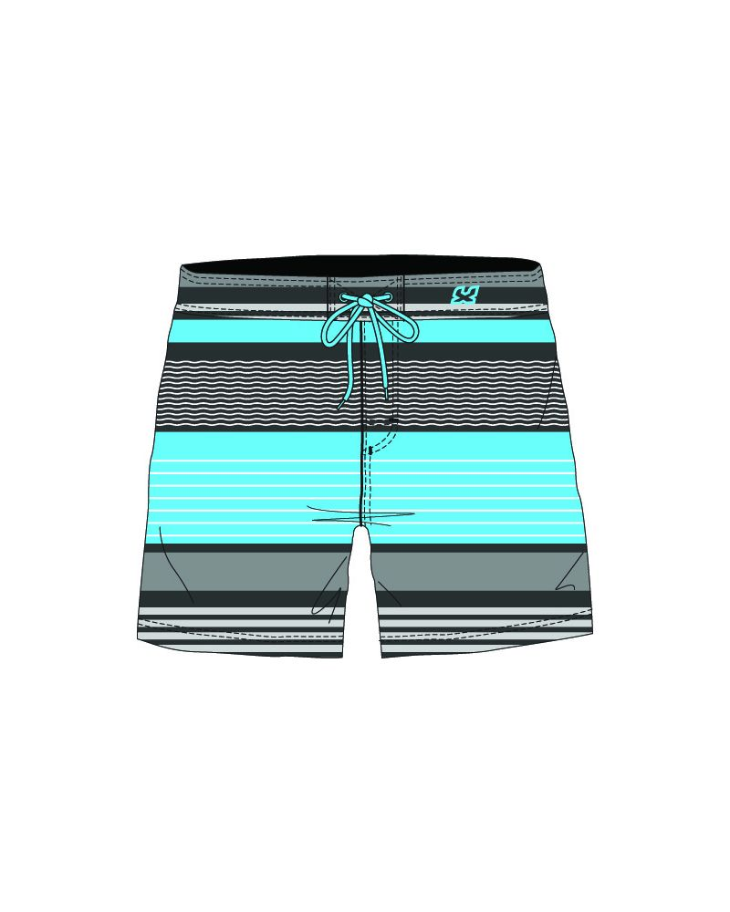 BLUE MOON - Men's Beach Short