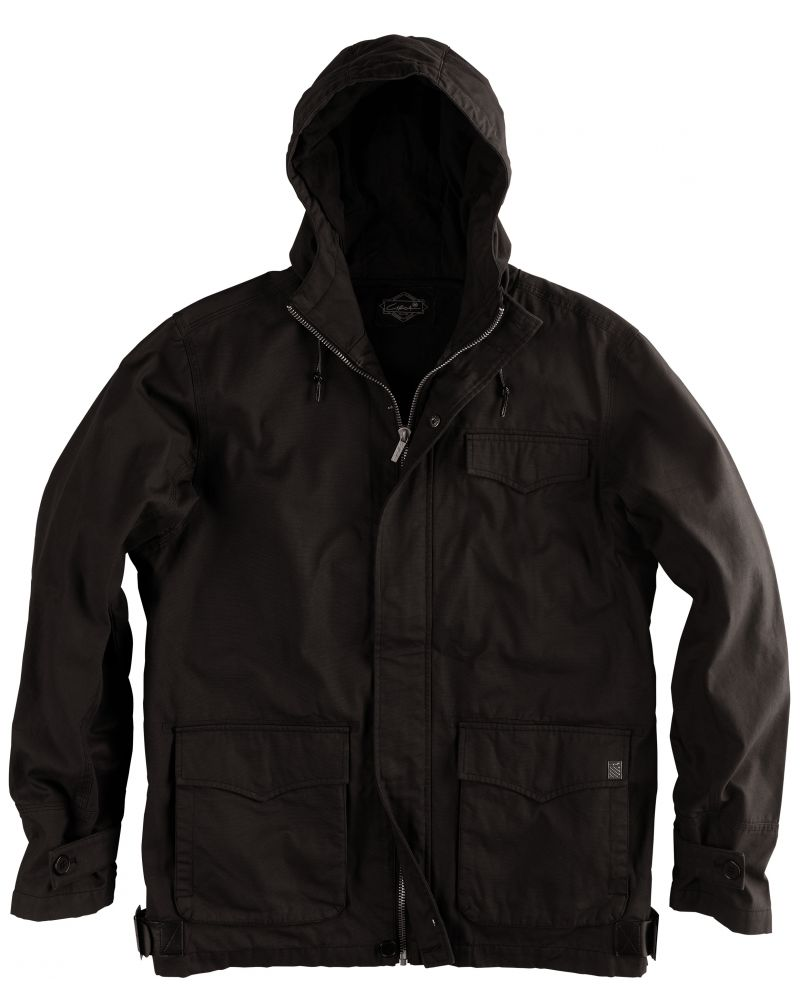 Bitterroot Wax Jacket Black