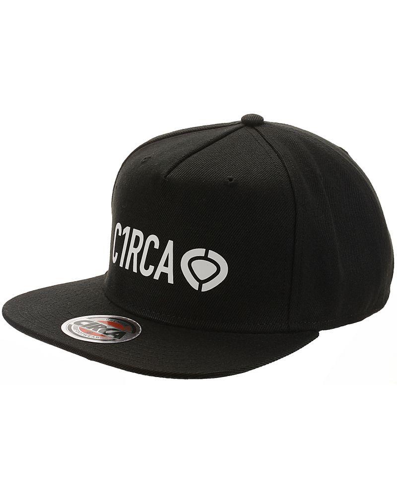 PATCH FLEXFIT CAP BLACK