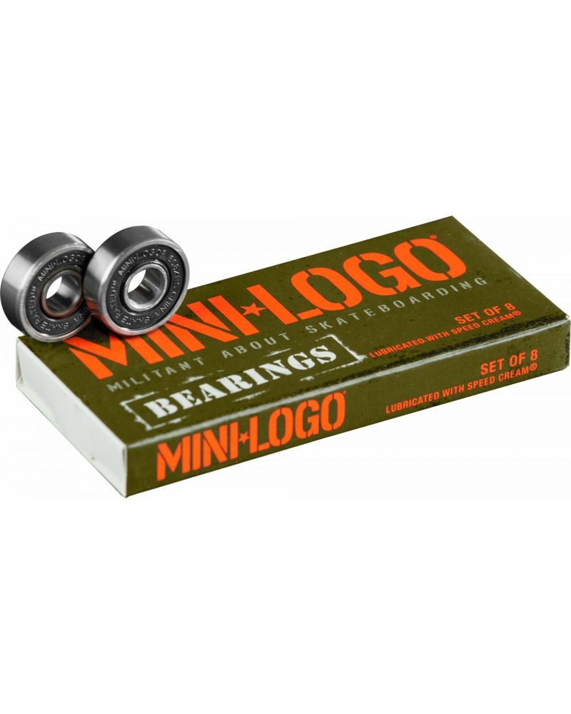 BEARINGS SET OF 8