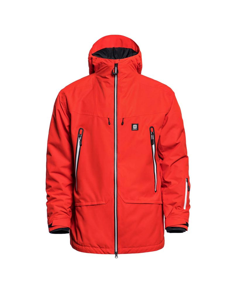 YMIR JACKET fiery red