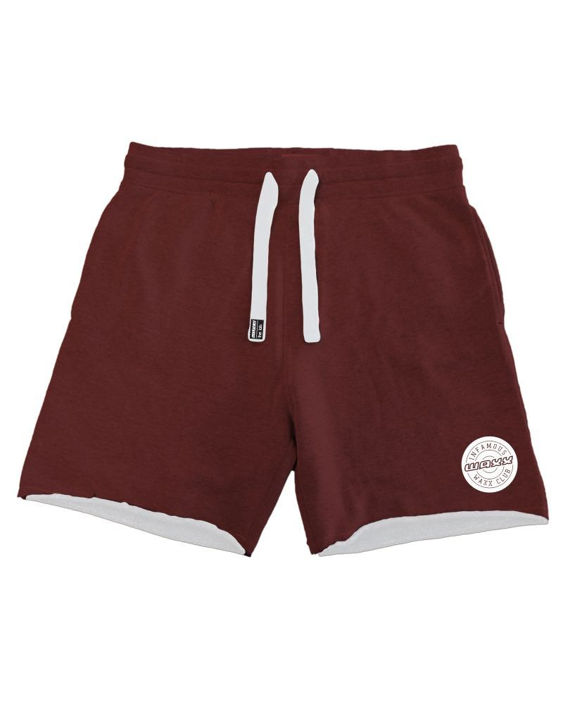 MEN SHORT PANT KOBE BURGUNDY
