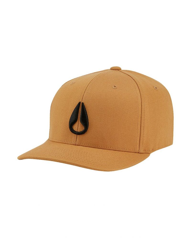 Deep Down FF Athletic Fit Hat Tobacco