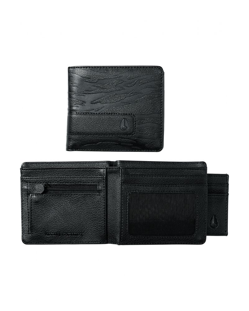 Showtime Bi-Fold ID Zip Wallet - Dark TIger Camo