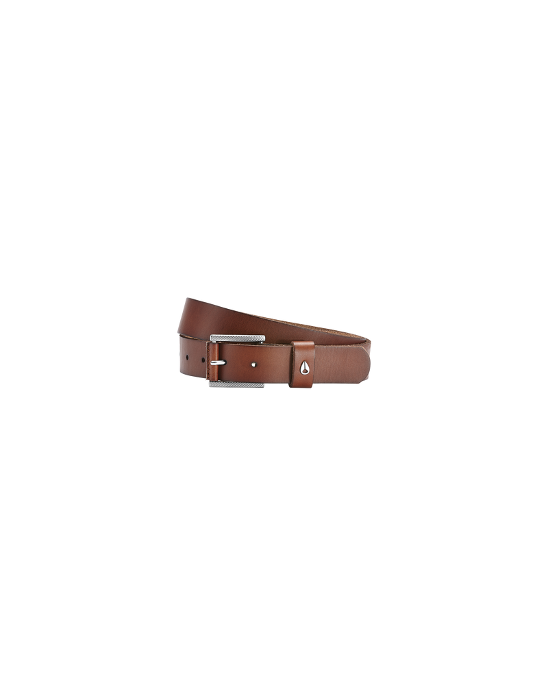 Americana Slim Belt - Honey Brown