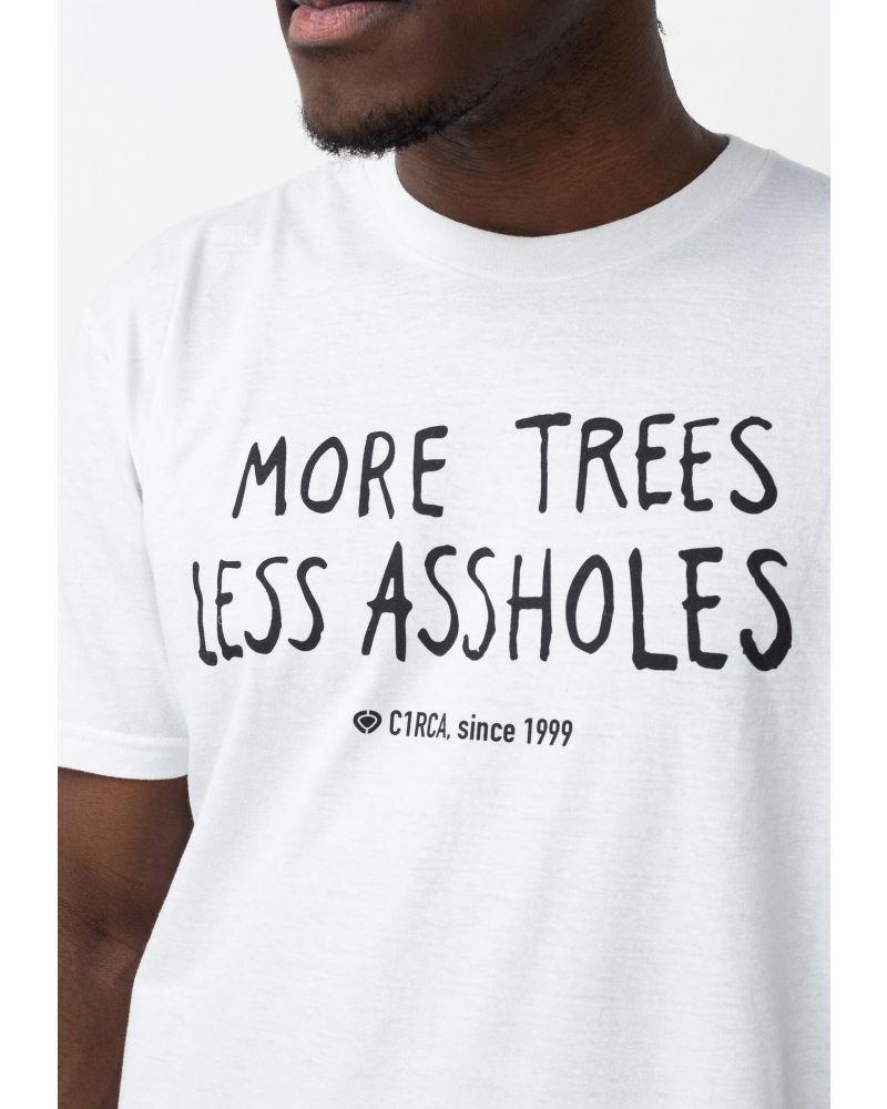 TREES TEE WHITE