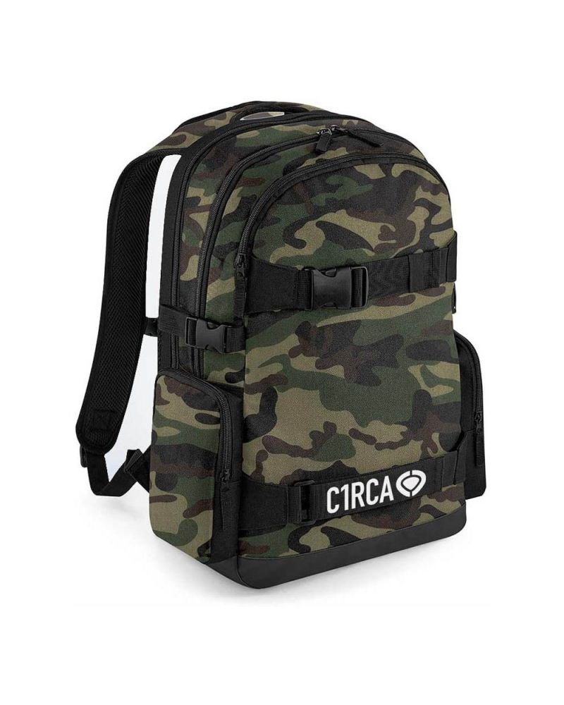 23l DIN ICON BACKPACK JUNGLE CAMO