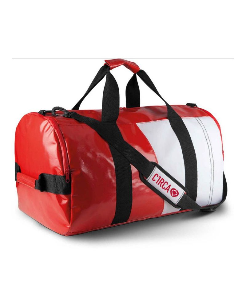 51l DIN ICON WATERPROOF BAG RED