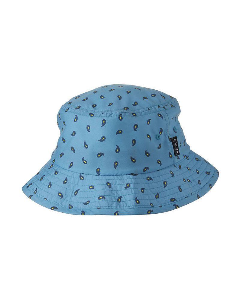 BOB BUCKET HAT - Seafoam