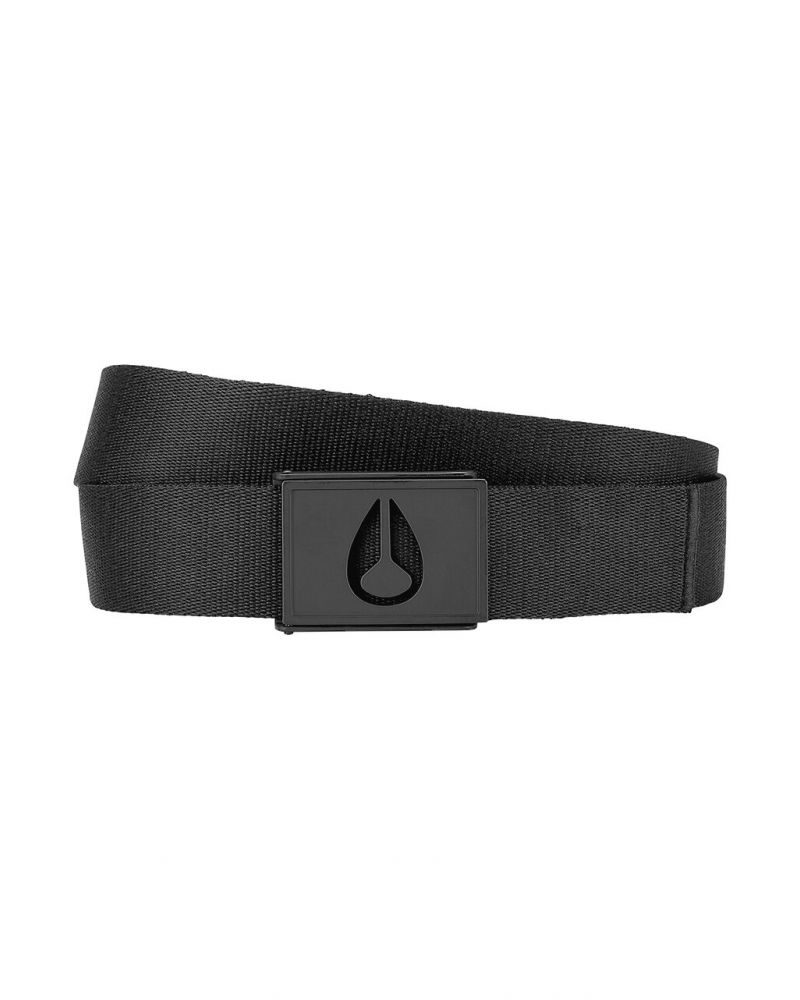 SPY BELT All Black