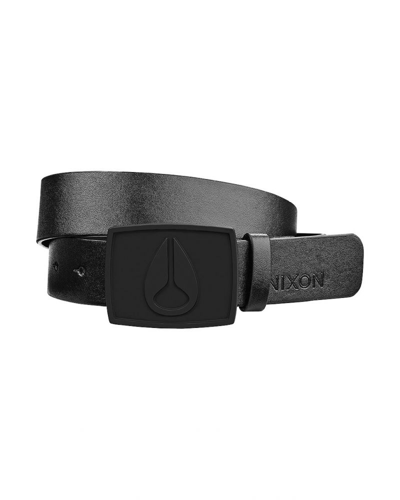 Enamel Icon II Belt All Black