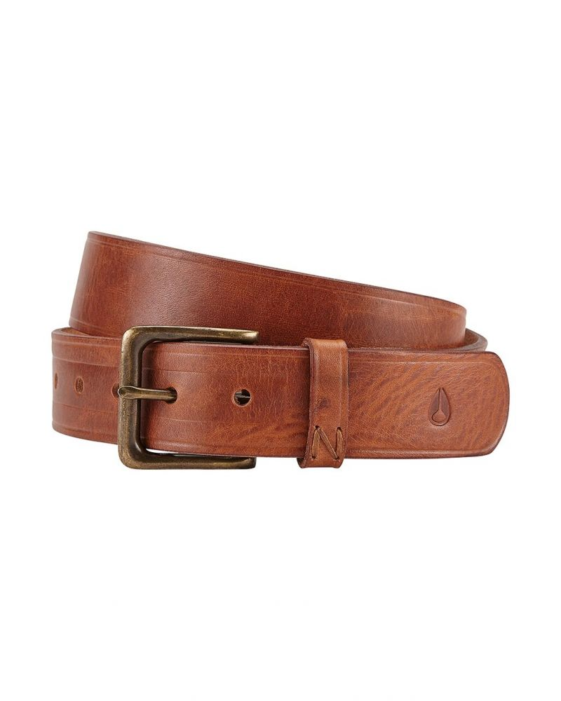 DNA Belt Brown Wash