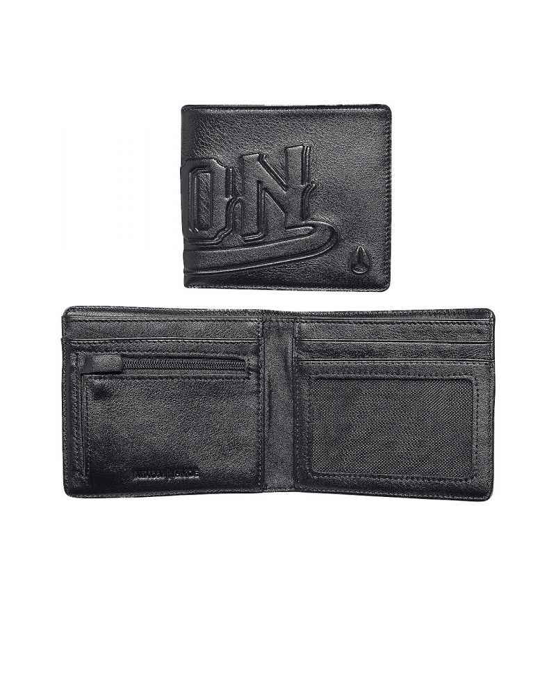 HYDE BI-FOLD WALLET - Black