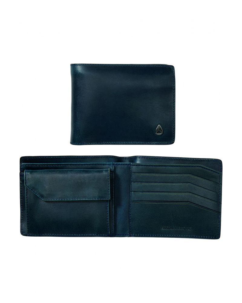 Arc SE Bi-Fold Wallet - Navy