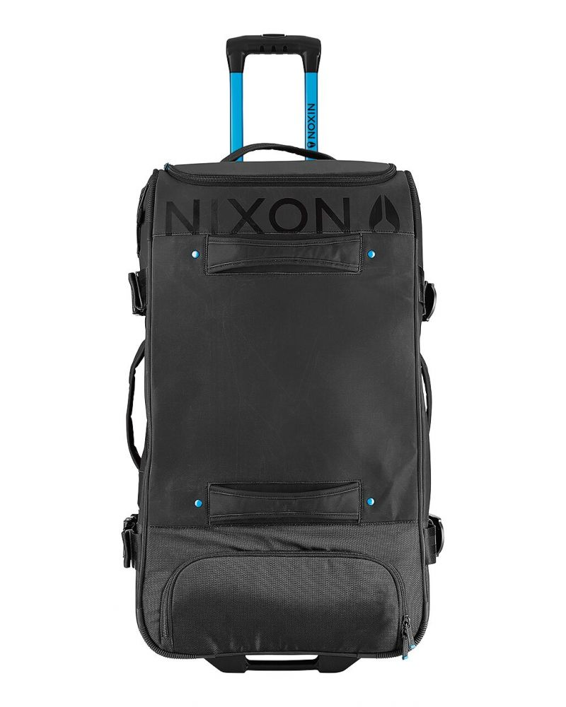 120L Continental Large Roller Bag II Black