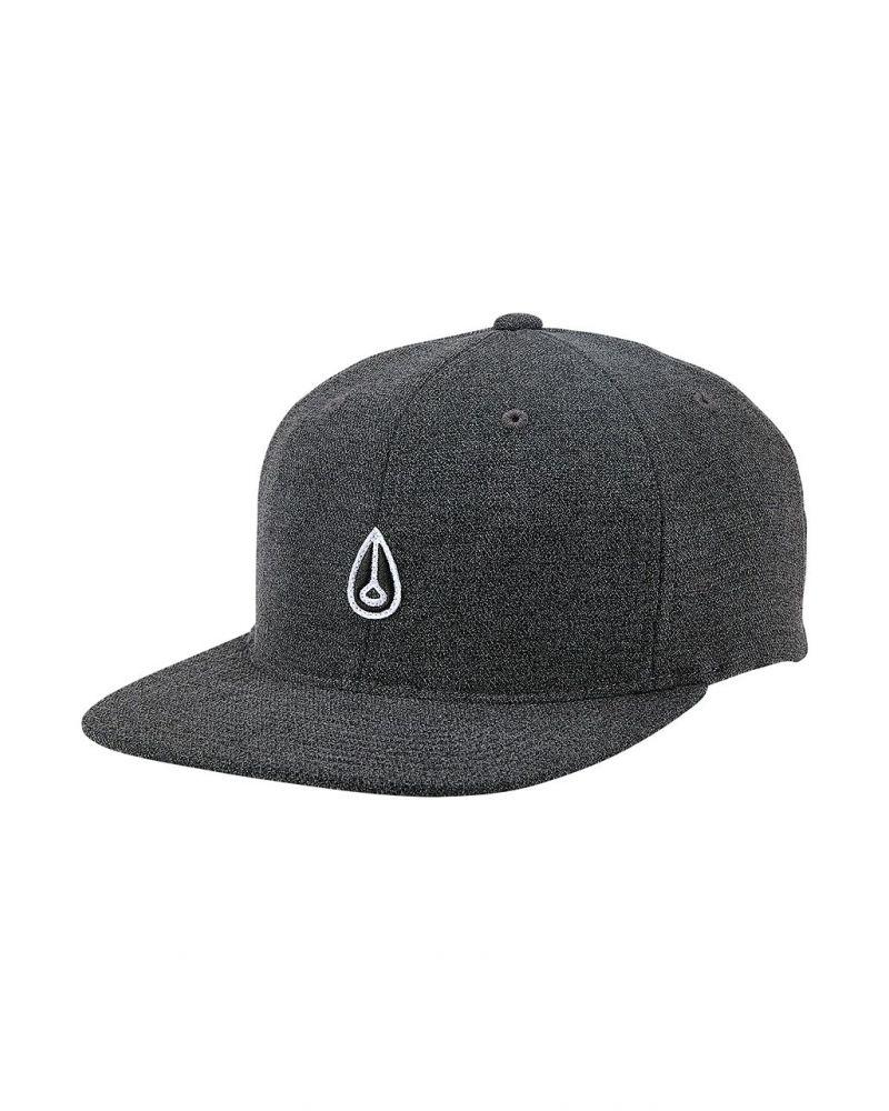 Jesse FF Hat Graphite
