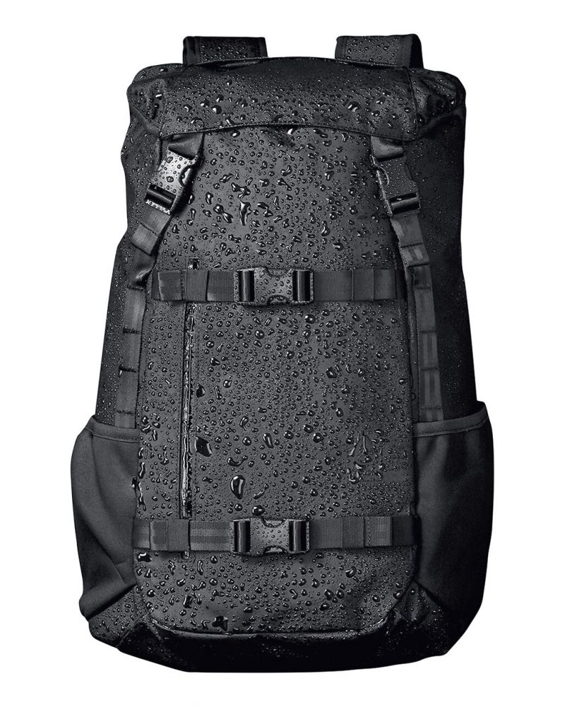 Landlock Backpack WR All Black