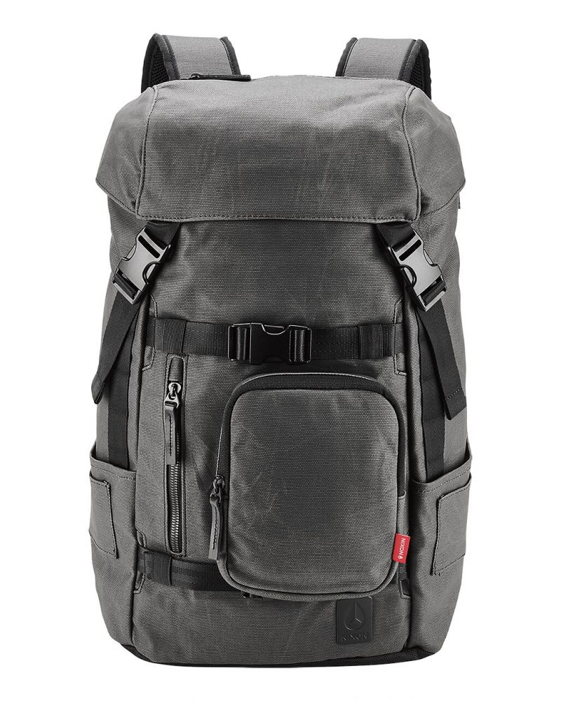 Landlock 30L Backpack Black