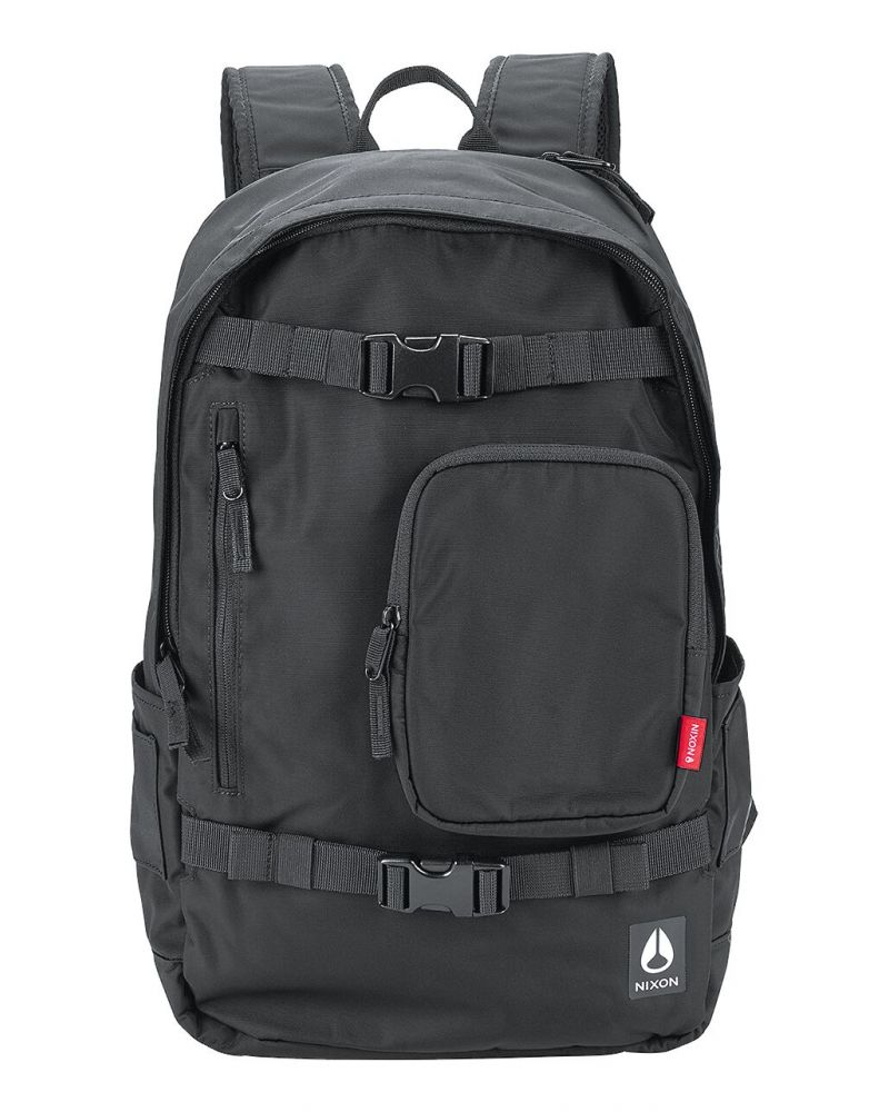 Smith Backpack All Black Nylon 19L