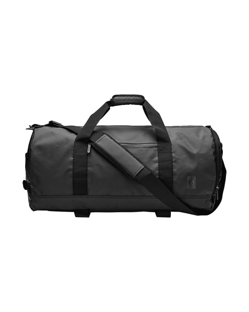 Pipes 45L Duffle All Black Nylon