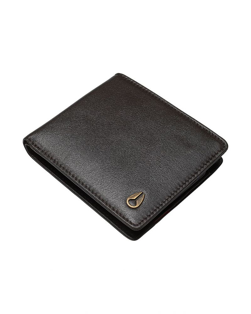 Pass Leather Coin Brown