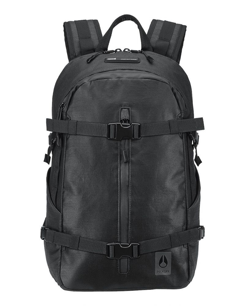 Summit RECCO Backpack Black	20L