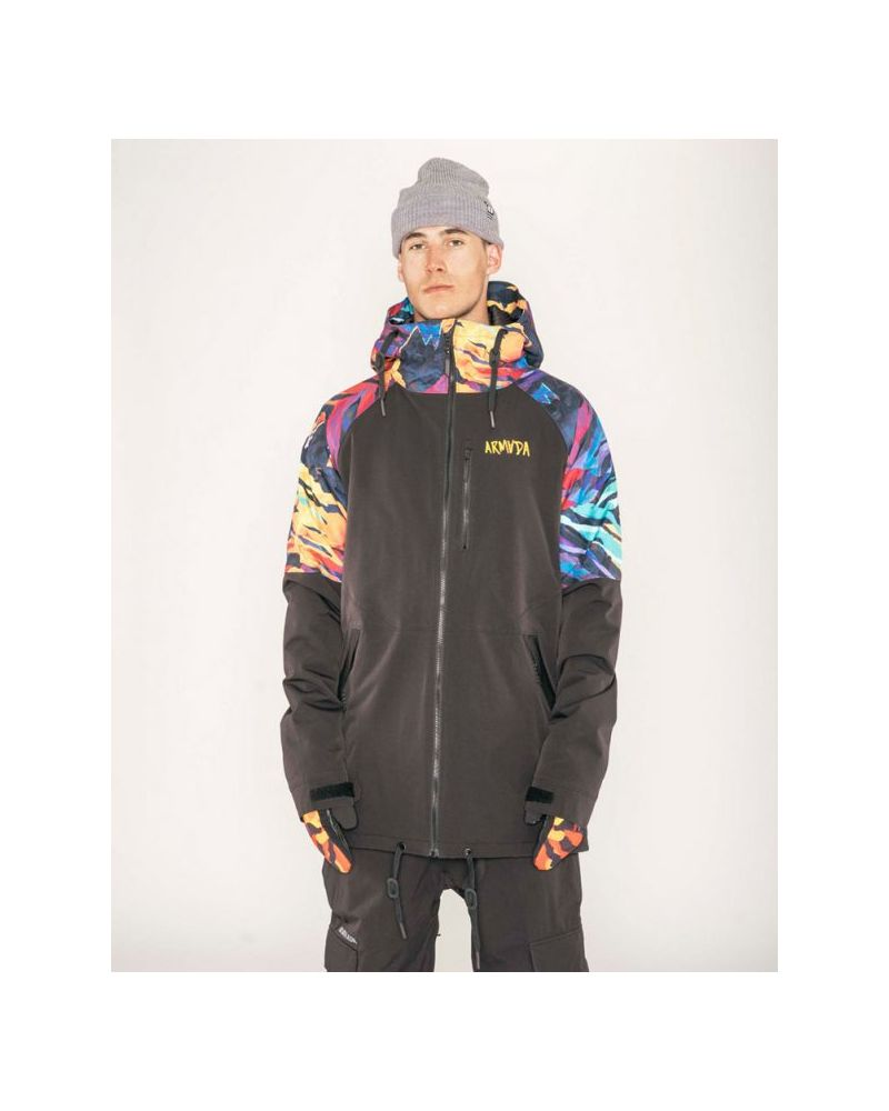 Carson - Insulated Jacket Black