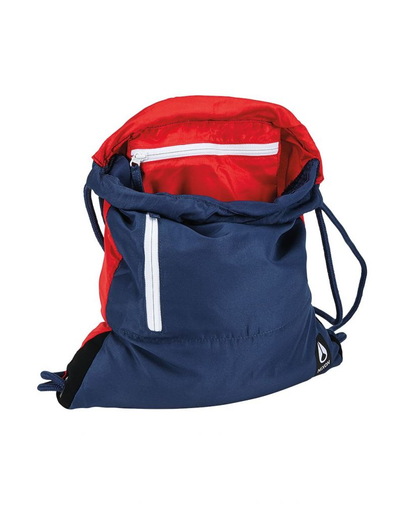 NIXON Everyday Cynch Bag 33 x 43,1'' - Red/White/Blue