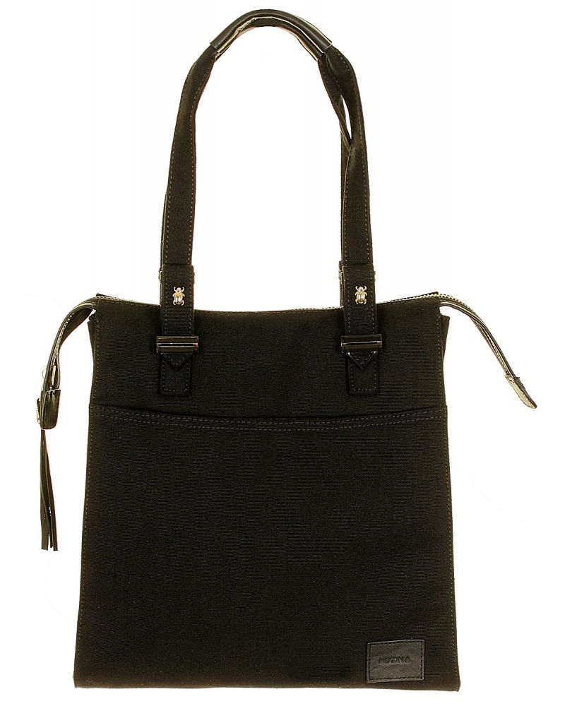 NOMAD TOTE BAG BLACK