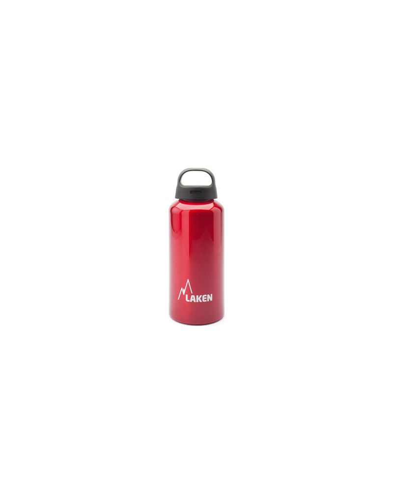 CLASSIC ALUMINIUM BOTTLE 31-R- Red 0.6 L
