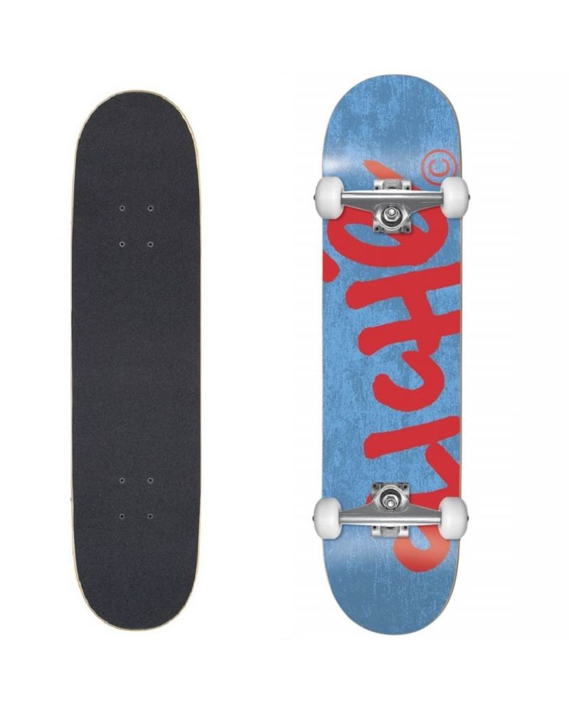 7.375 Handwritten Youth FP Blue/Red